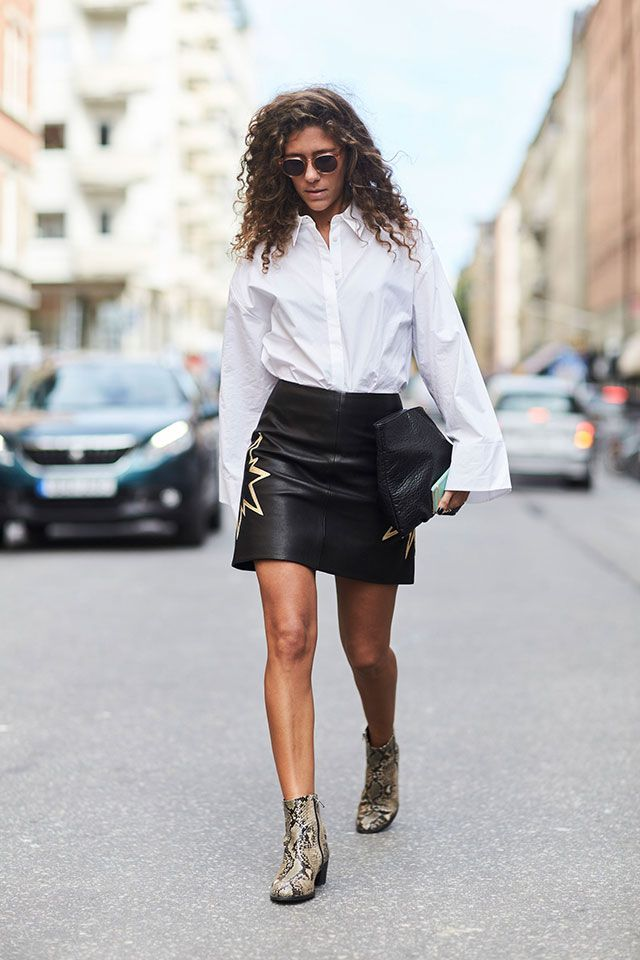 Неделя моды в Стокгольме, весна-лето 2017: street style (фото 10)