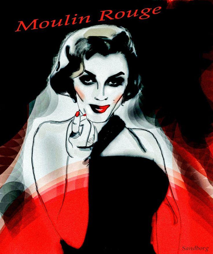 Moulin Rouge Twitter