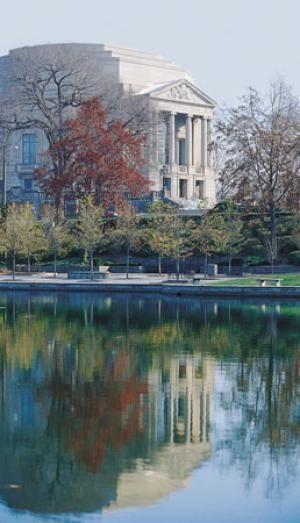 Severance Hall - Cleveland Ohio - (© R Mastroianni/courtesy of the Cleveland Orchestra)