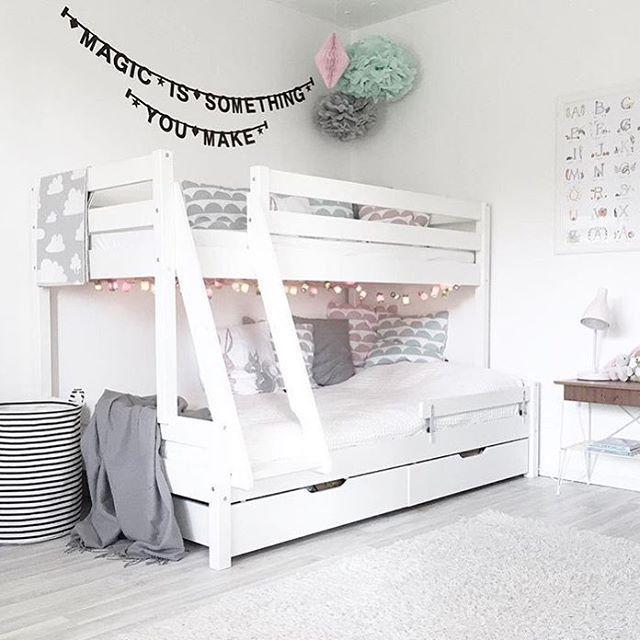 bunk beds//letters..