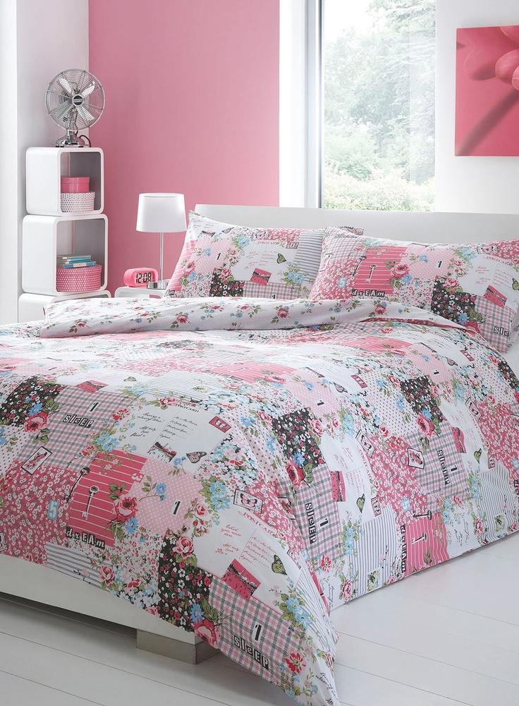 Pink Dream Bed Set