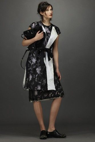 Marni's New Evening Collection Is So, So Marni (And That's A Good Thing!) #Refinery29