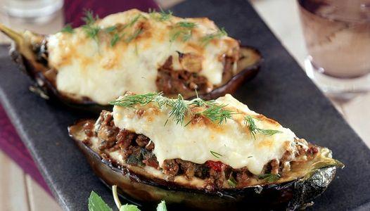La+ricetta+delle+barchette+di+melanzane+ripiene+da+La+prova+del+cuoco