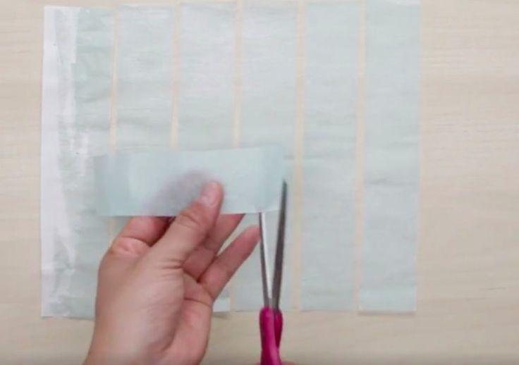 Créez vos propres feuilles de savon et gagnez de la place dans votre sac - Astuces de grand mère