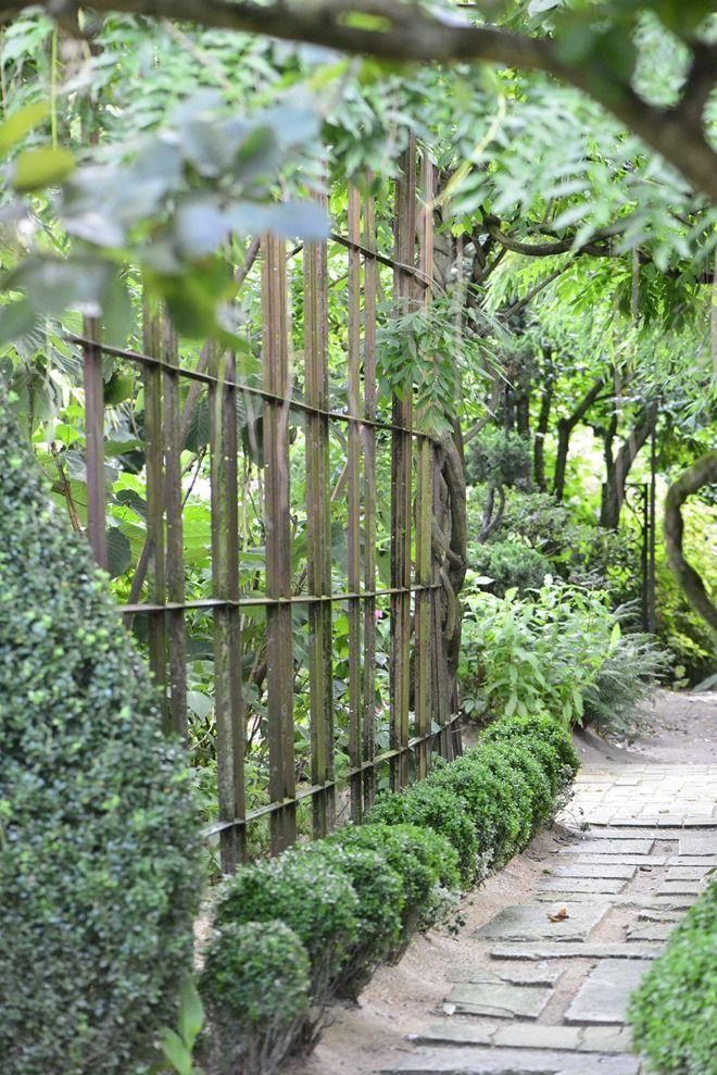 1000 images about les jardins on pinterest property for for Decor paysagiste jardin