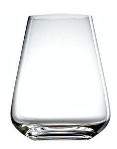 Stölzle Lausitz Verres à eau soufflés à la bouche Q1, 600 ml, lot de 6, résistants au lave-vaisselle, verres à jus élégants