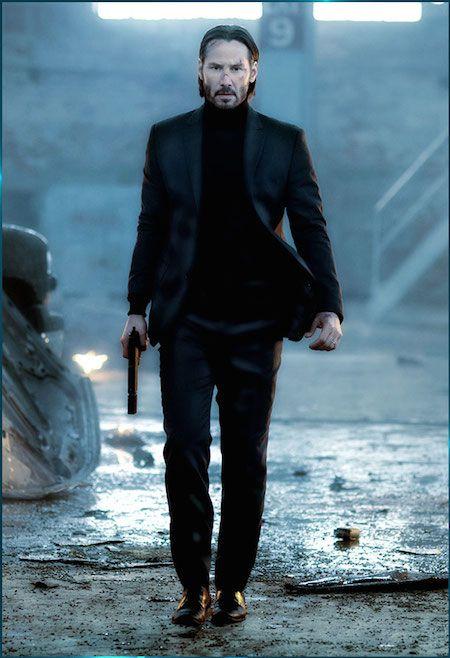 john wick suit keaanu reeves wear - Bing Images