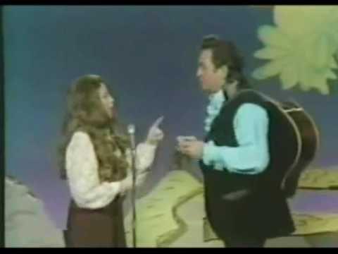 Johnny Cash & June Carter Cash with Their Harmonicas (+playlist)