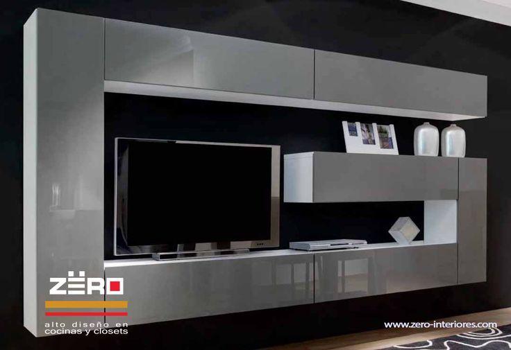 17 mejores ideas sobre muebles para tv minimalistas en for Muebles minimalistas online
