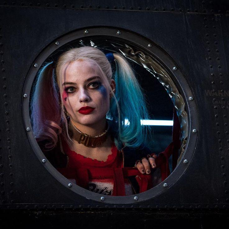 Harley Quinn New portrait