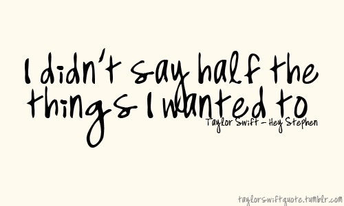 Art Taylor Swift Quotes you-belong-with-me