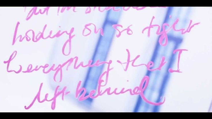 Kylie Minogue - Into the Blue (Official Lyrics Video)