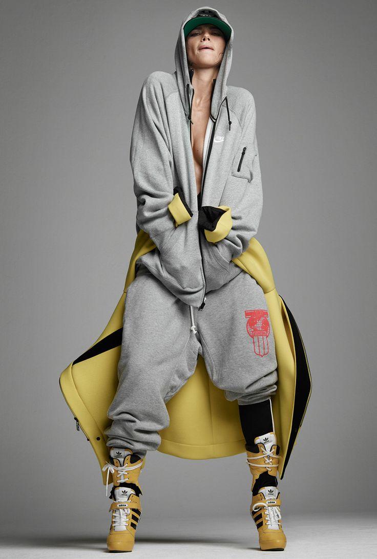 #AdrianaLima by #StevenMeisel for #VogueItalia June 2014