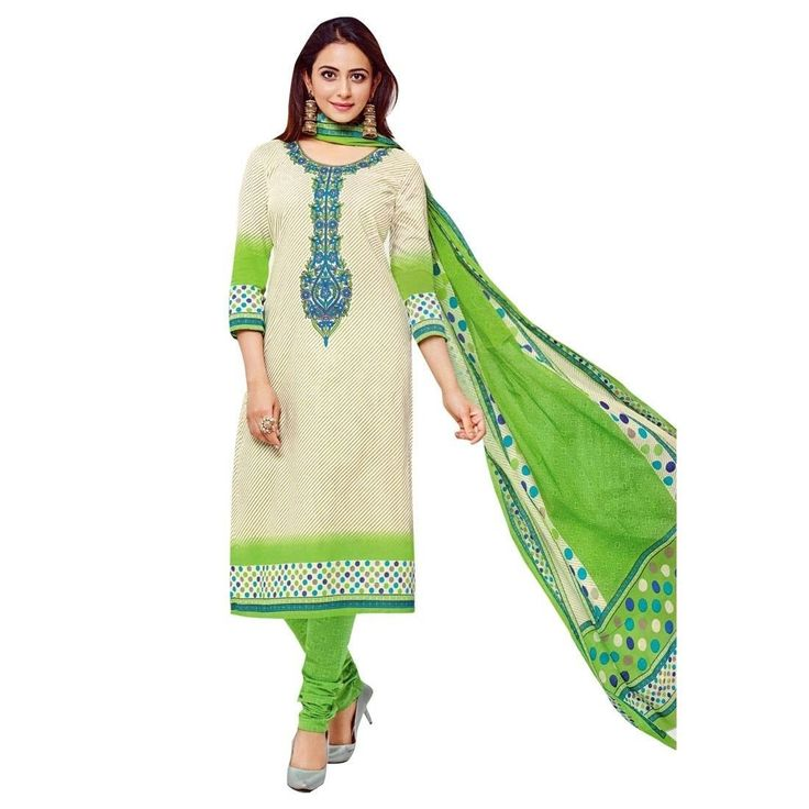 Ethnic Printed Cotton Salwar Kameez Suit  #SalwarSuit #LowestPrice #ShopNow #Designer #DressMaterial #NewStuff #FreeShipping #SalwarKameez