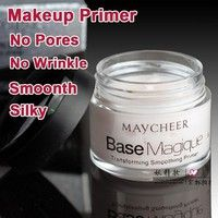 Magic Smooth Silky Face Skin Makeup Primer Invisible Pore Wrinkle Cover Concealer Use before foundat