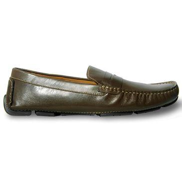 Classic Sydney Loafer in Dark Brown