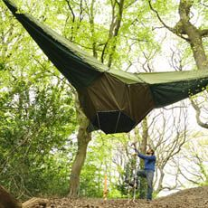 Hang Out While You Camp Out With Tentsile Tents