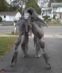 Image result for scariest halloween costumes
