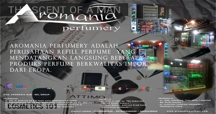 Aromania Perfumery