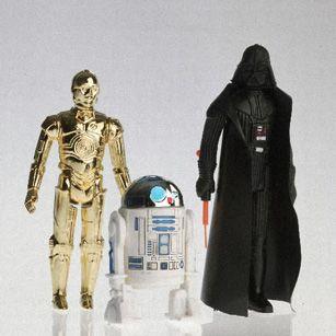 1970s    Star Wars Action Figure