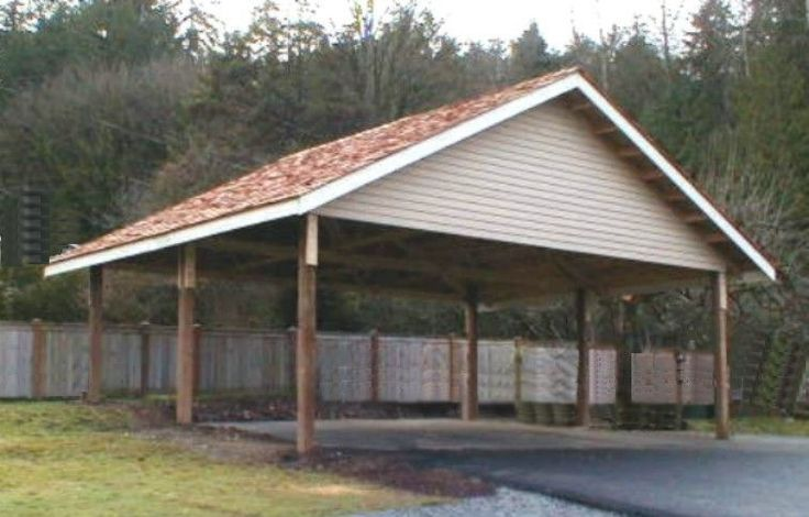 for Carport construction costs