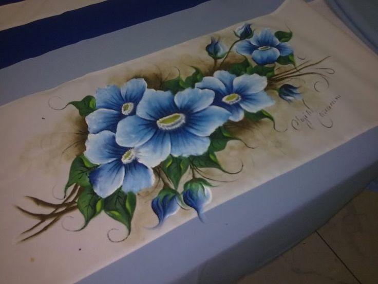 Resultado de imagem para vanuza cunha pintura em tecido
