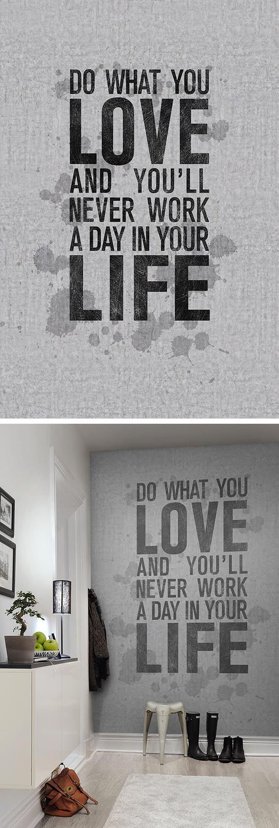 Bathroom wall decor quotes - If You Want To Create Something Special And Renew Your Interior Add The Decorative Words To Your Wall Quotes Will Show What You Like And Feel