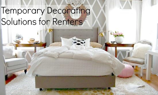 Temporary Decorating Solutions » Apartment Living Blog » ForRent.com : Apartment Living