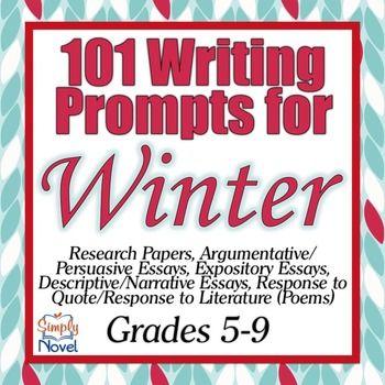 101 essay topics