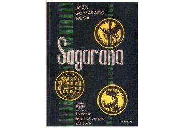 Capa do livro Sagarana. Leia a análise e o resumo do Geekie Games