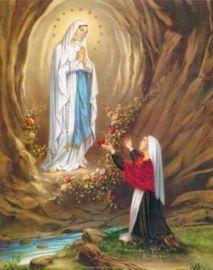 Our Lady of Lourdes & St. Bernadette
