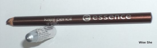 Essence Kajal Pencil 08 Teddy Review and Swatches