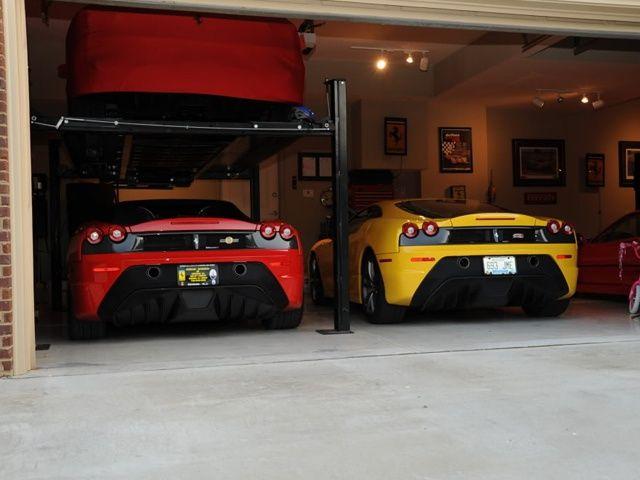 Ferrari Garage Supercar Car Cars Top Gear Topgear Supercars Super