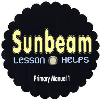 LESSON plans and helps for Primary Sunday School Lessons - very simple stuff and great printout pages - PDF's for making file folder games, etc. Sort through the theology ... choose what's usable.