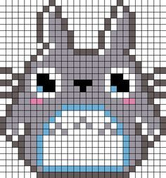 kawaii pixel art with grid - Google Search