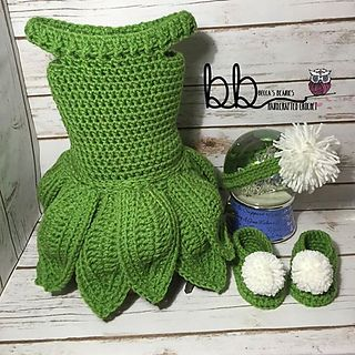Tinker Bell crochet pattern