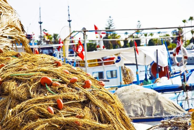 Port el Kantanoui, Tunisia