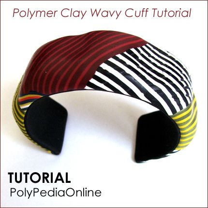 75 best Polymer Clay Bracelets images on Pinterest ...