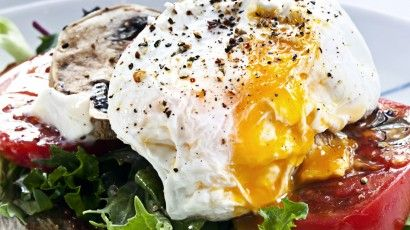 Top 10: High-Energy Foods
