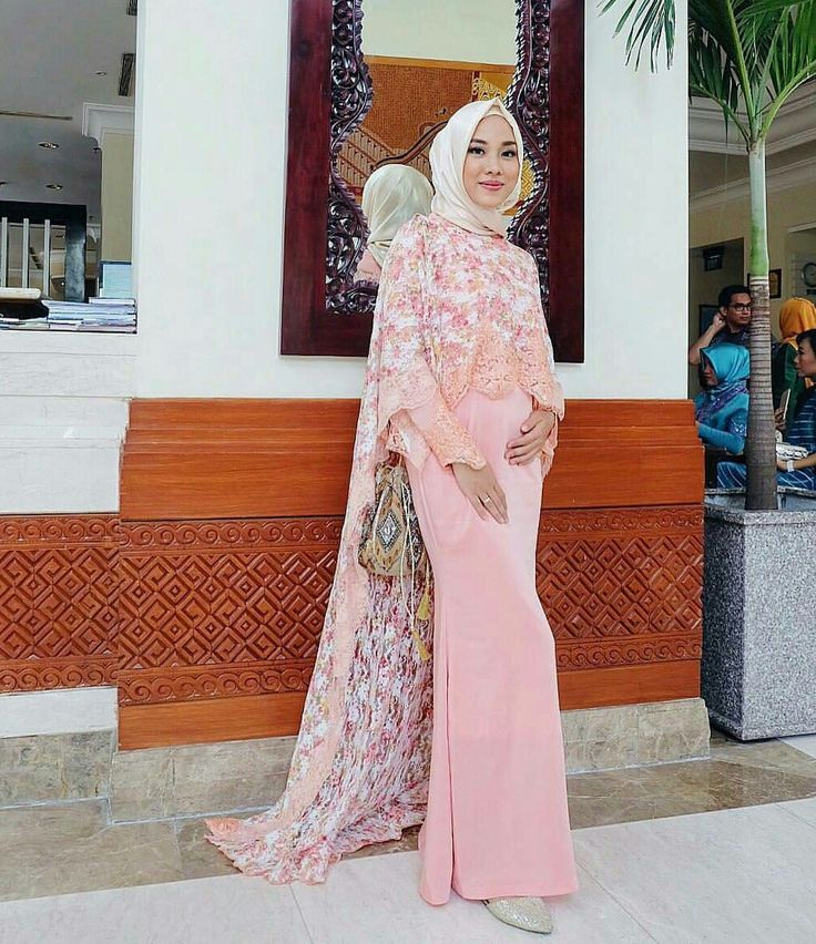 Best 25+ Hijab dress party ideas on Pinterest | Dress muslimah Baju muslim pesta and Muslim dress