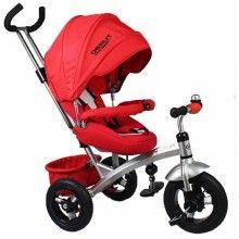 Трехколесный велосипед Air 7239 красный