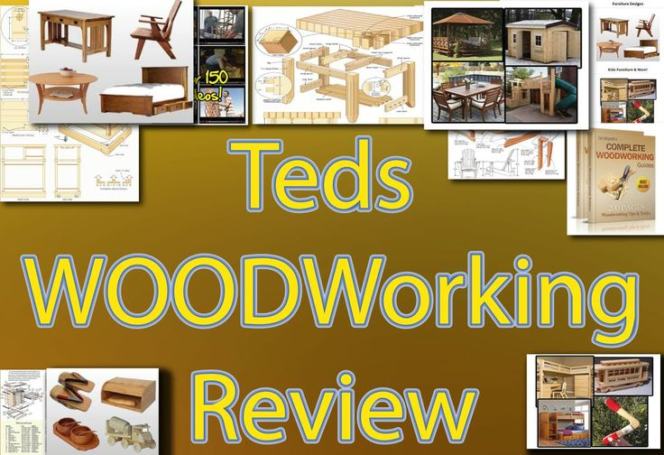 teds woodworking review - beginner woodworking projects & woodworking pl...