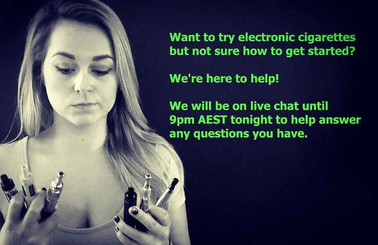 We'll be on live chat tonight until 9pm AEST. Visit us at www.vapora.com.au to chat about how to get started vaping!  #newvaper #aussievapers #newtovaping #stopsmokingstartvaping #lifestylechange #aussie #vapingisthefuture #vaporaecigs #electroniccigarettes #smoking #durries