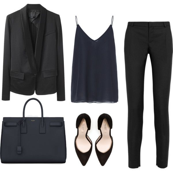 "Minimal + Classic: ""Blue IV"" by andreaceja on Polyvore"