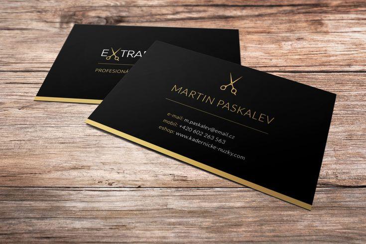 Grafický návrh vizitek pro Extra Beauty #businesscards #businesscardsdesign