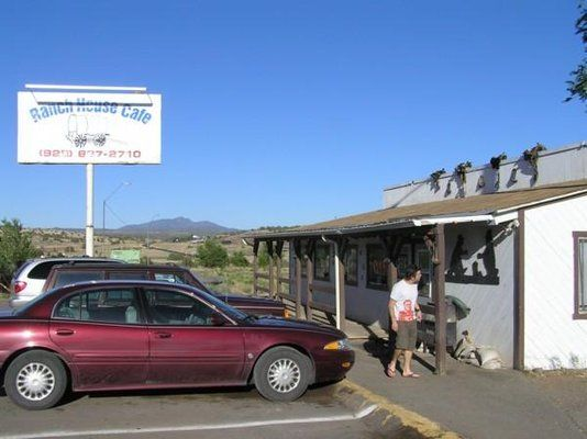 Ranch House Cafe Ash Fork Az