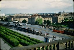 Cornell University Library Digital Collections - Warsaw in colour