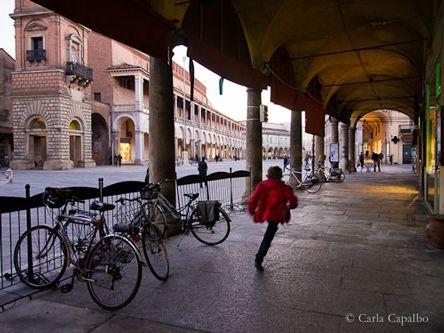 Faenza. Romagna, Italia