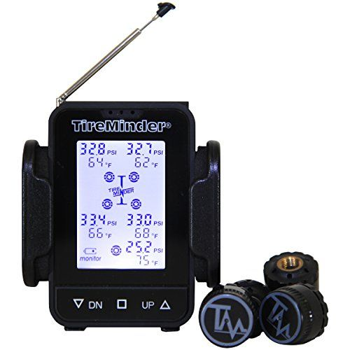 TireMinder TM55c-B Tire Pressure Monitoring System (TPMS) for Trailers, Travel Trailers, Toy Haulers, 5TH Wheels and more - http://www.caraccessoriesonlinemarket.com/tireminder-tm55c-b-tire-pressure-monitoring-system-tpms-for-trailers-travel-trailers-toy-haulers-5th-wheels-and-more/  #More, #Haulers, #Monitoring, #Pressure, #System, #Tire, #TireMinder, #TM55CB, #TPMS, #Trailers, #Travel, #Wheels #Tire-Pressure-Monitoring-(TPMS), #Tires-Wheels