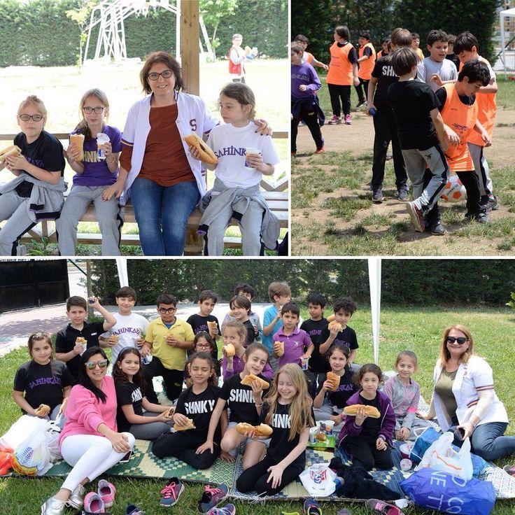 Şahinkaya Koleji 3. Sınıf öğrencileri yazın gelişini bahçede düzenledikleri piknik ve çeşitli aktiviteler ile kutladılar.  #sahinkaya #piknik #mutluluk #yaz #summer #spor #sanat #art #eglence http://turkrazzi.com/ipost/1520354299435529106/?code=BUZYi4el7OS
